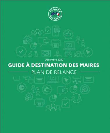 Plan de relance : guide à destination des maires
