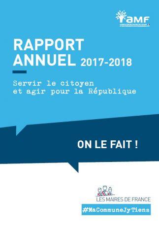Rapport d'activité 2017 - 2018