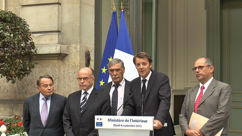Franck Lemarc pour Maire-Info