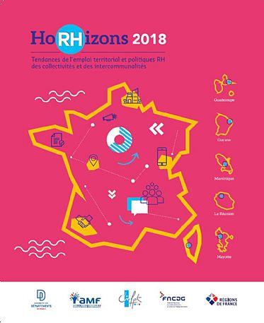 0f7c432f8a8 HoRHizons 2018   les collectivités et les EPCI mettent en place une  approche rigoureuse et dynamique de la gestion de leurs ressources humaines