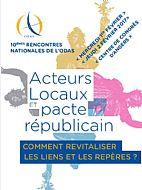 10èmes rencontres de l'ODAS les 1er et 2 février 2017 à Angers